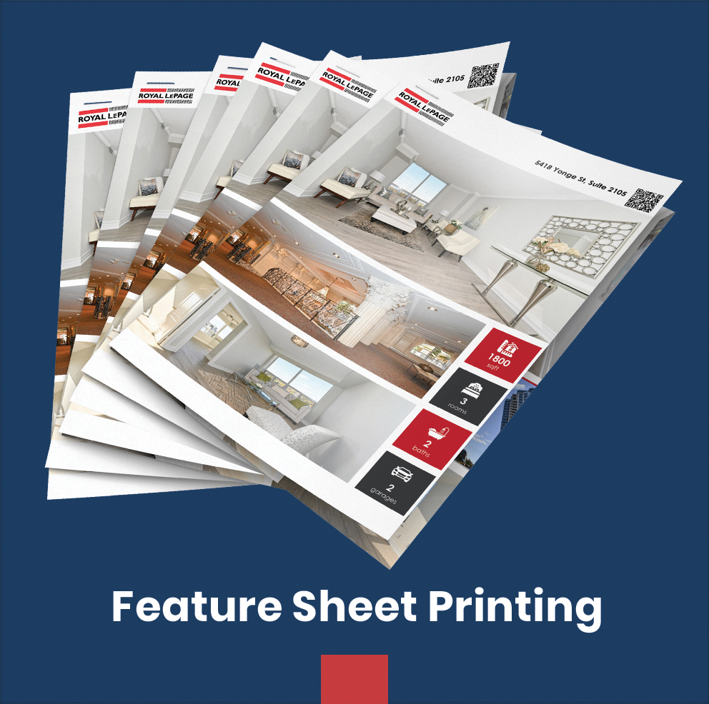 Feature Sheet Printing